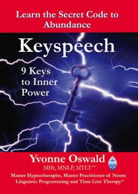 Keyspeech by Yvonne Oswald