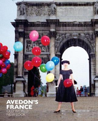 Avedon's France book