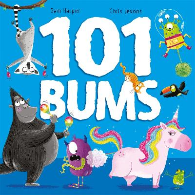 101 Bums by Sam Harper