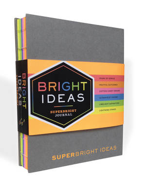 Bright Ideas Superbright Journal by Chronicle Books