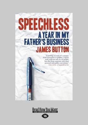 Speechless by James Button