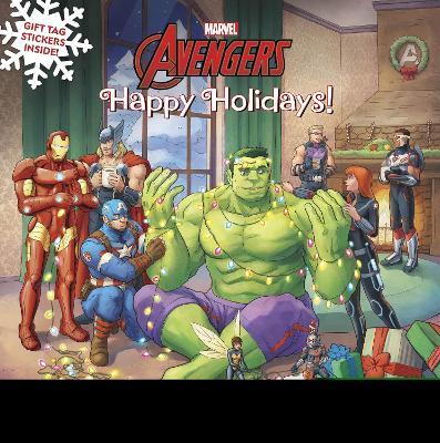 Marvel Avengers: Happy Holidays! book