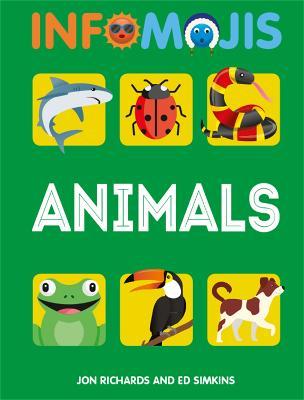 Infomojis: Animals book