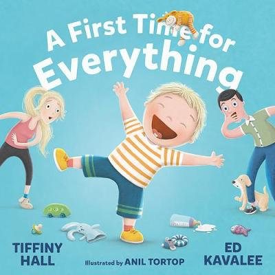 A First Time for Everything by Anil Tortop