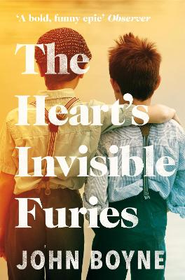 Heart's Invisible Furies book