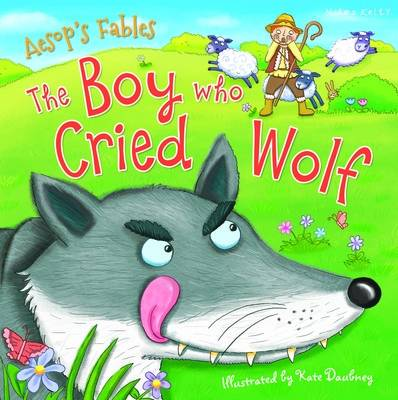 Aesop Boy Cried Wolf book