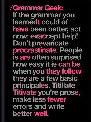 Grammar Geek by Michael Powell