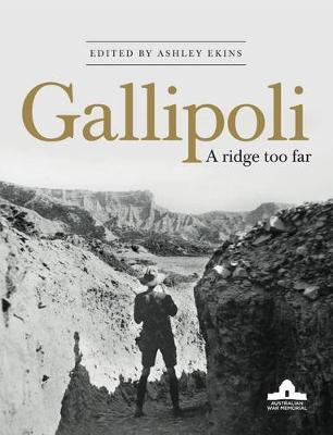 Gallipoli by Ashley Ekins