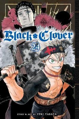 Black Clover, Vol. 24 book