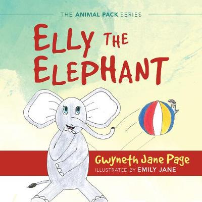 Elly The Elephant by Jane Page