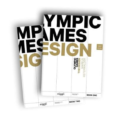 Olympic Games: The Design book