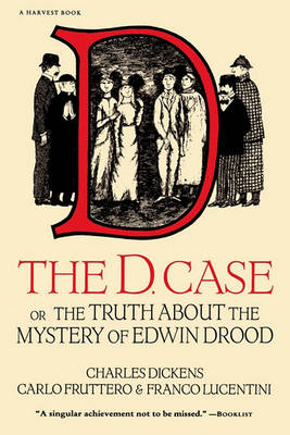 The D Case by Franco Lucentini