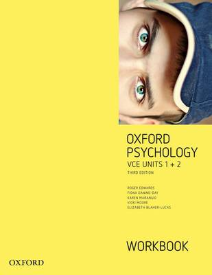 Oxford Psychology Units 1+2  Workbook by Roger Edwards
