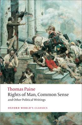 Rights of Man, Common Sense, and Other Political Writings book