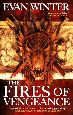 The Fires of Vengeance: The Burning, Book Two book