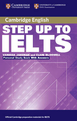 Step Up to IELTS Personal Study Book with Answers by Vanessa Jakeman
