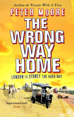 The Wrong Way Home book