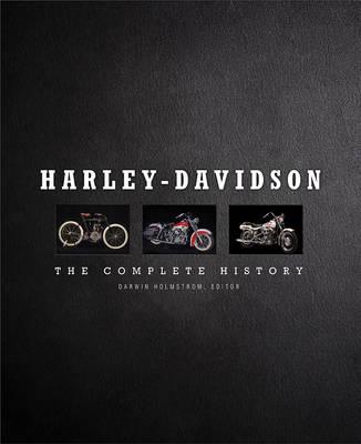 Harley-Davidson by Darwin Holmstrom