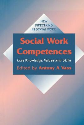 Social Work Competences by Anthony Andreas Vass