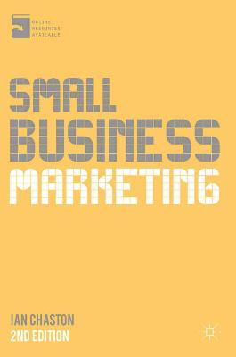 Small Business Marketing by Ian Chaston