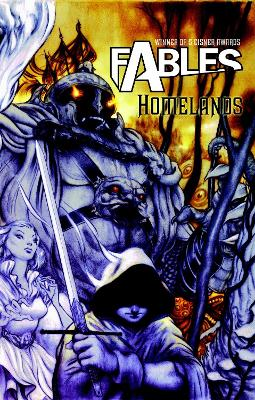 Fables Fables TP Vol 06 Homelands Homelands Volume 06 by Bill Willingham