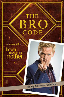 Bro Code by Barney Stinson