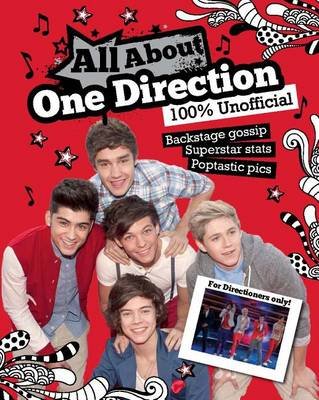 All about One Direction by Parragon