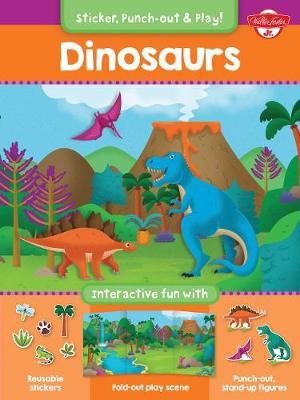Dinosaurs by Walter Foster Jr. Creative Team