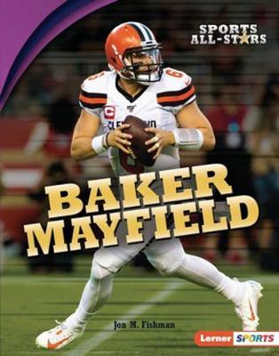 Baker Mayfield by Jon M. Fishman