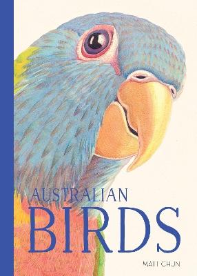 Australian Birds book