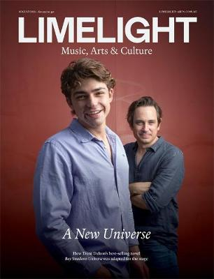 Limelight August 2021 book