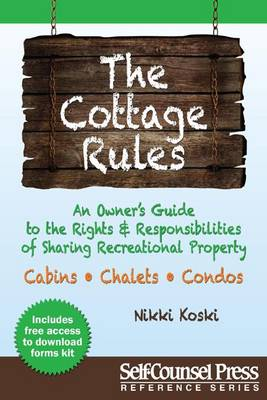 Cottage Rules book