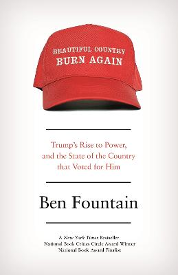 Beautiful Country Burn Again: Trump's Rise to Power, and the State of the Country that Voted for Him by Ben Fountain