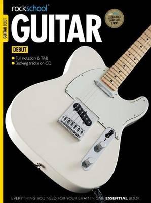 Rockschool Guitar Debut by