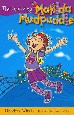 Amazing Matilda Mudpuddle book