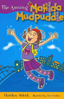 Amazing Matilda Mudpuddle book