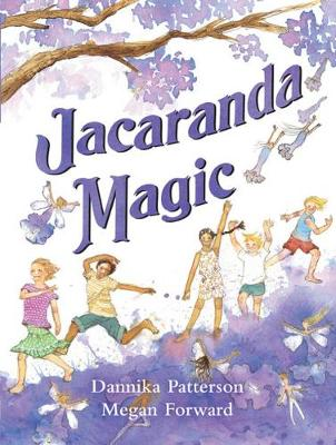 Jacaranda Magic book