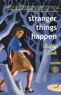 Stranger Things Happen book