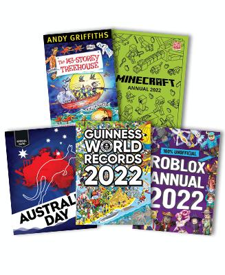Roblox and Minecraft 3 Book Set by Various