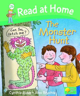 Read at Home: More Level 2B: The Monster Hunt book