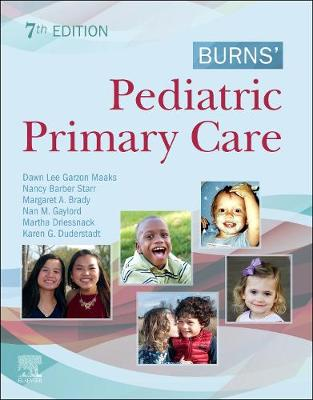 Burns' Pediatric Primary Care by Dawn Lee Garzon Maaks