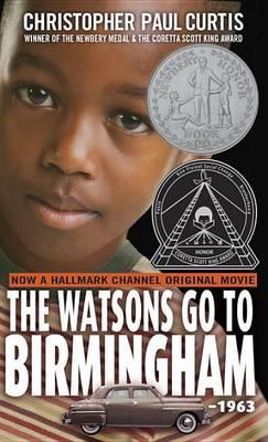 Watsons Go to Birmingham - 1963 book