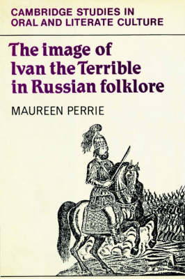 Image of Ivan the Terrible in Russian Folklore book