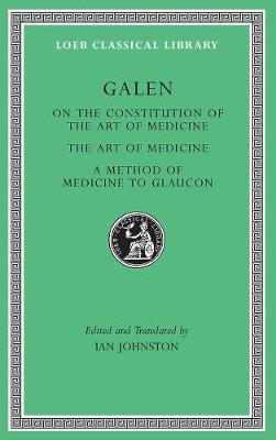 On the Structure of the Art of Medicine. the Art of Medicine. on the Practice of Medicine to Glaucon book