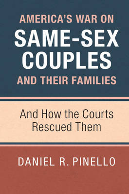 America's War on Same-Sex Couples and their Families book