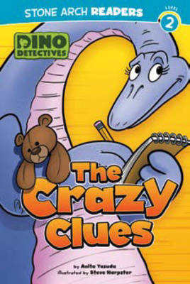 Crazy Clues book
