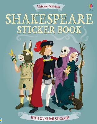 Shakespeare Sticker Book by Rachel Firth