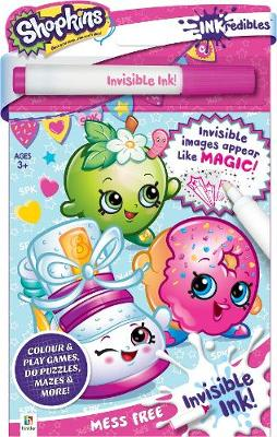 Inkredibles Shopkins Invisible Ink by