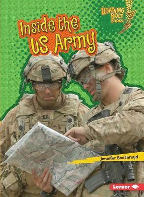 Inside the US Army by Jennifer Boothroyd