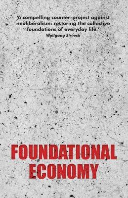 Foundational Economy book